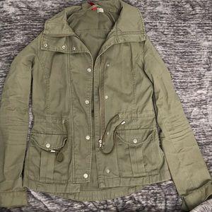 H&M Army Green Lighweight Jacket